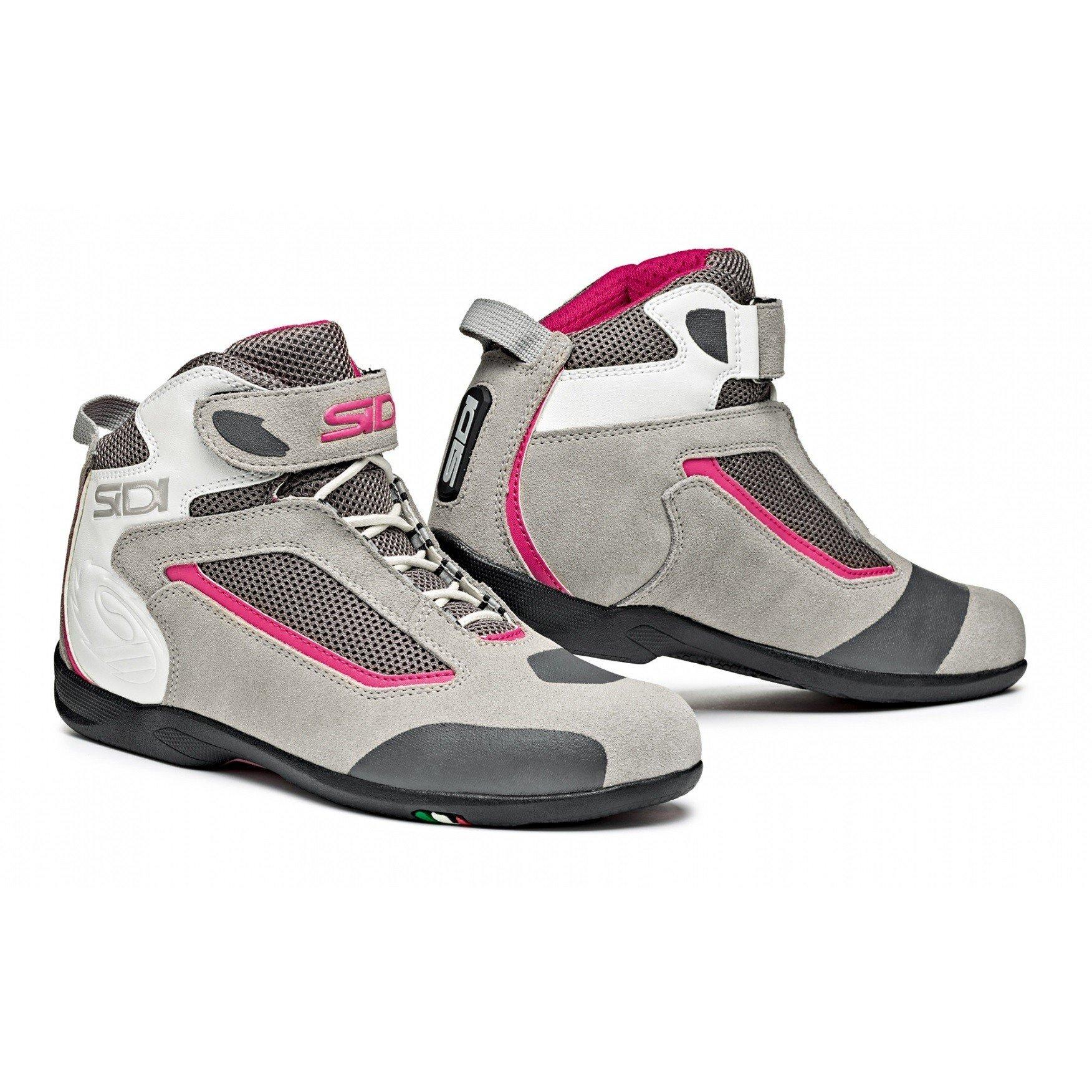 SIDI GAS Grey/Pink 37