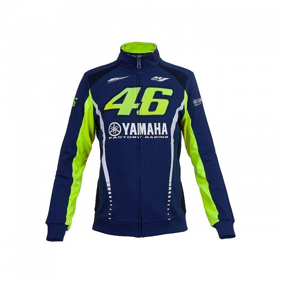 Vr46 Dámská mikina Yamaha Fleece XS