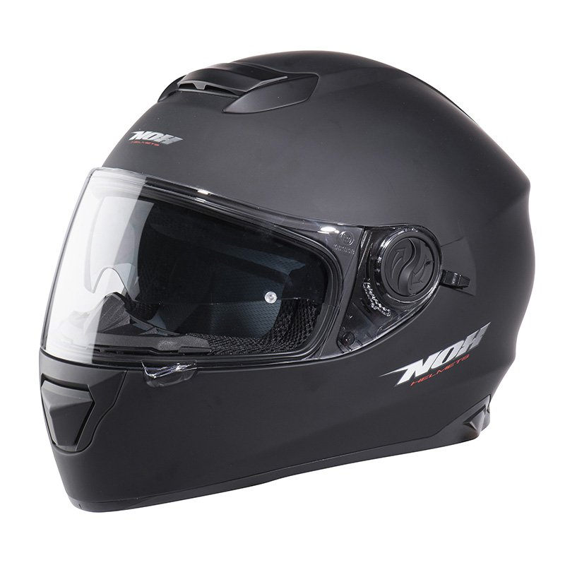 NOX N301 Solid matt black S (55/56)