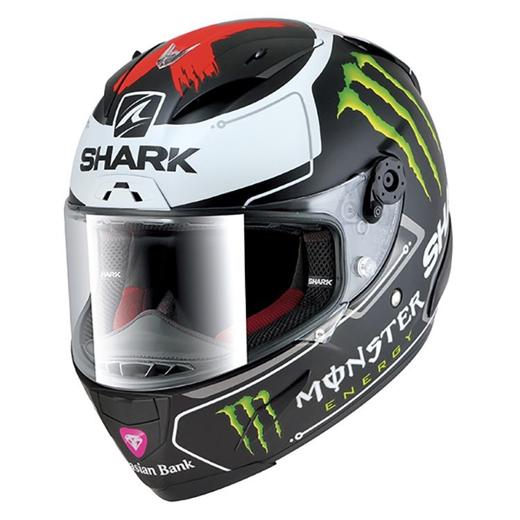 Shark Race-R Pro Lorenzo Monster Mat KWR S (55/56)