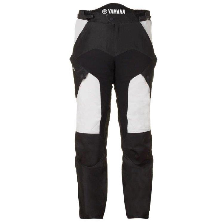 Yamaha Kalhoty Touring white/black S