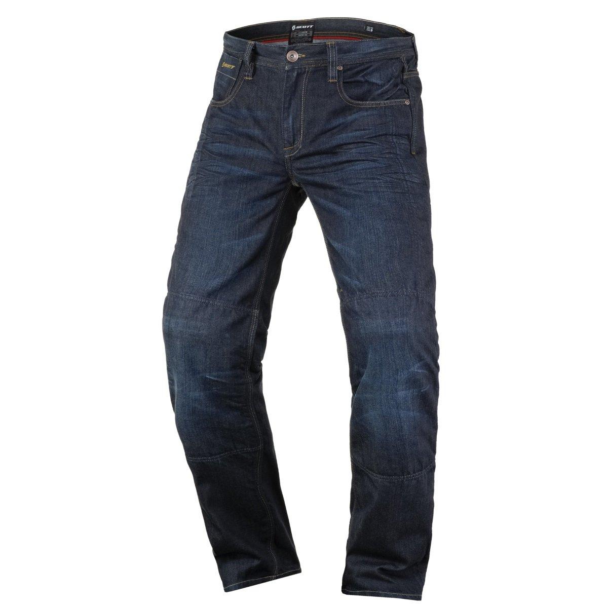 Scott Jeansové kalhoty Denim blue 32