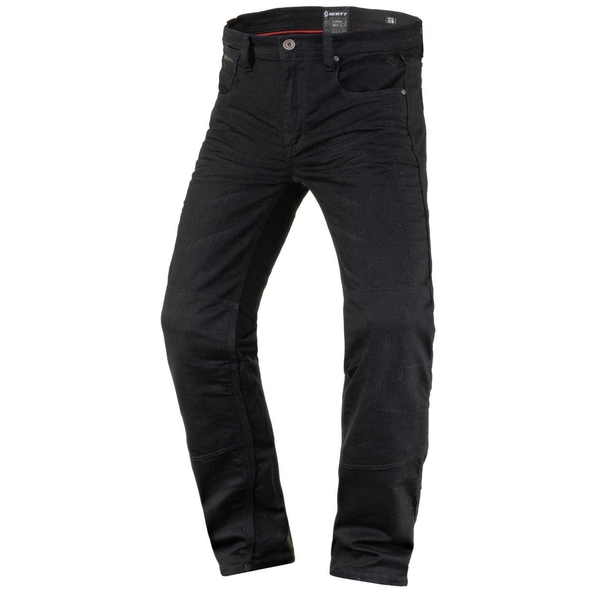 Scott Jeansové kalhoty Denim Stretch black 32
