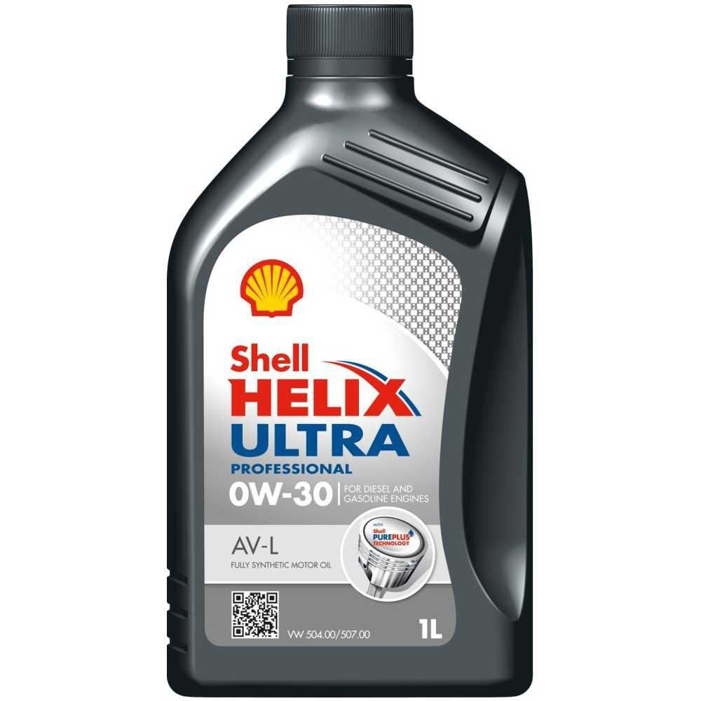 Shell Helix Ultra Professional AV-L 5W-30, 1 l