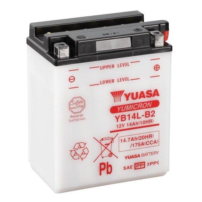 Yuasa / Toplite YB14L-B2
