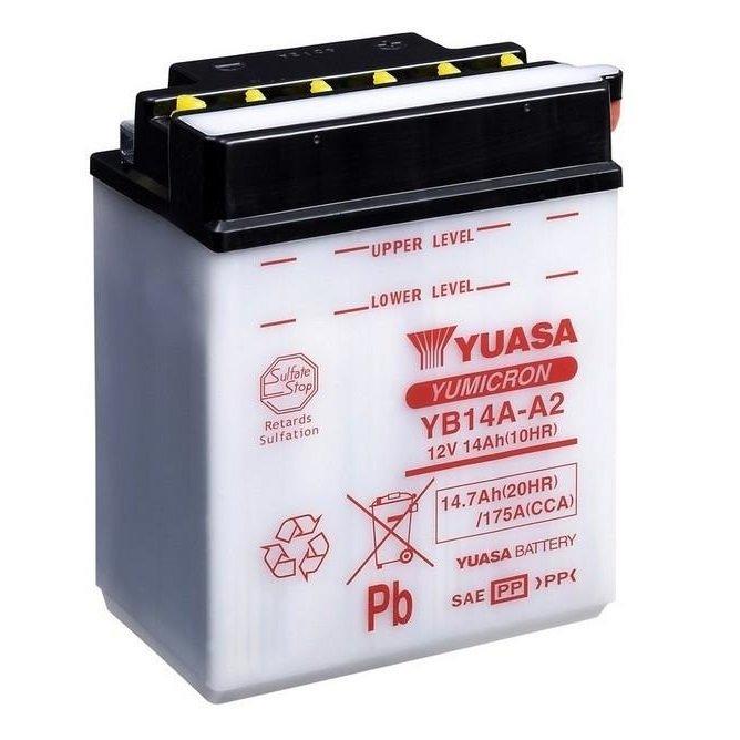 Yuasa / Toplite YB14A-A2