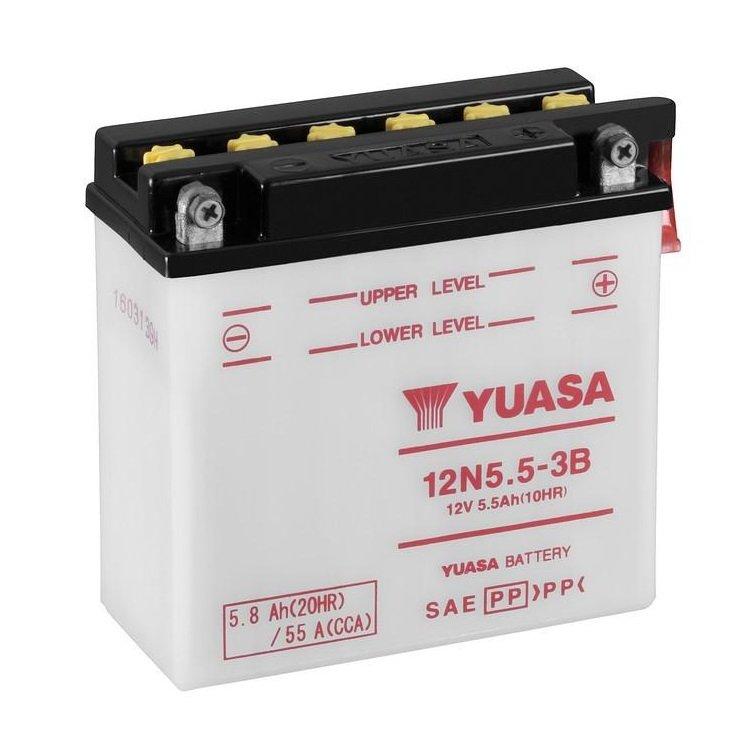 Yuasa 12N5,5-3B