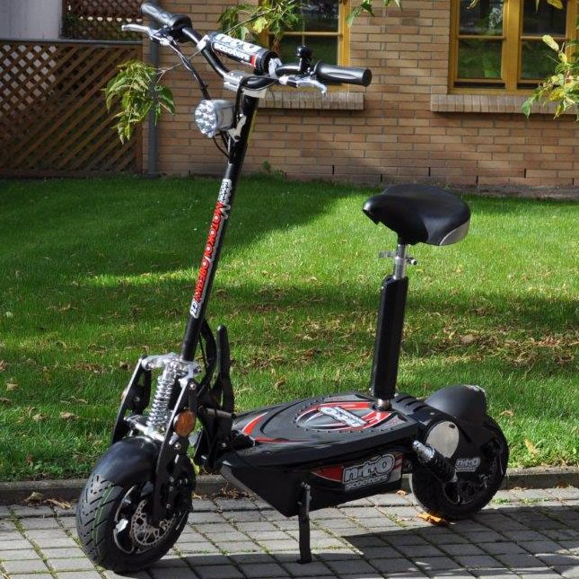 Nitro scooters XE1200 CITY