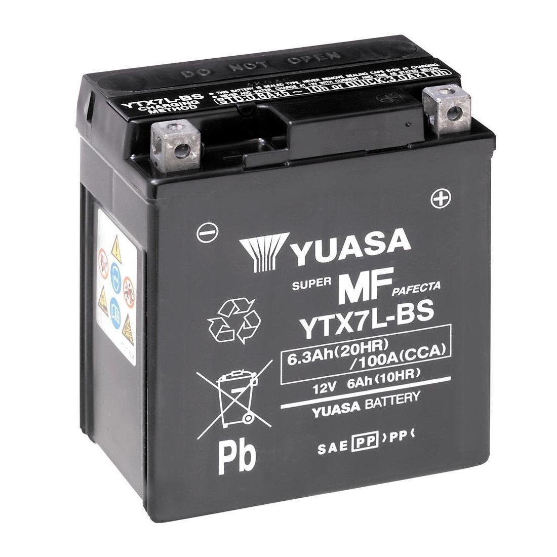 Yuasa / Toplite YTX7L-BS