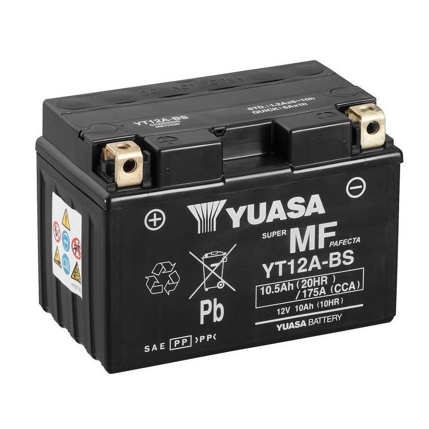 Yuasa / Toplite YT12A-BS