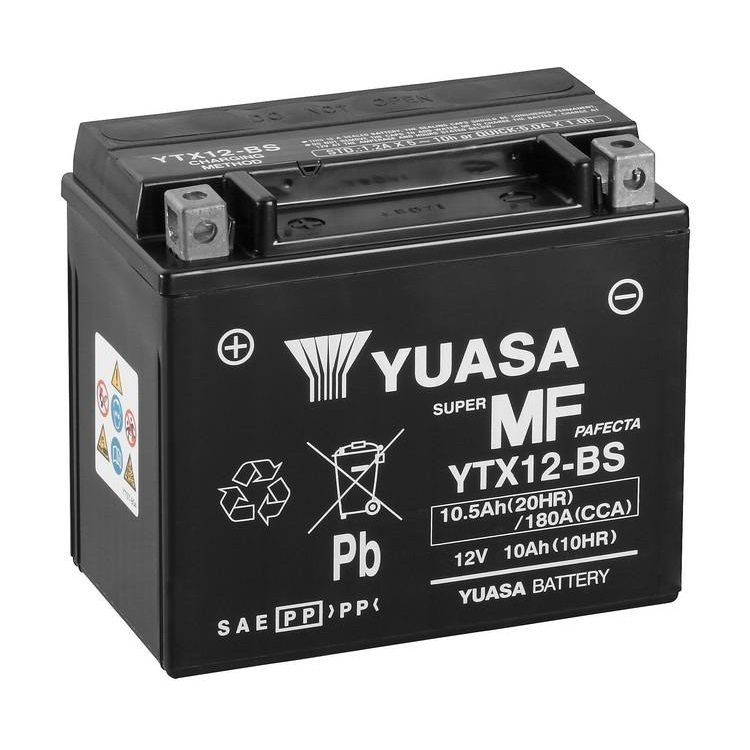 Yuasa / Toplite YTX12-BS
