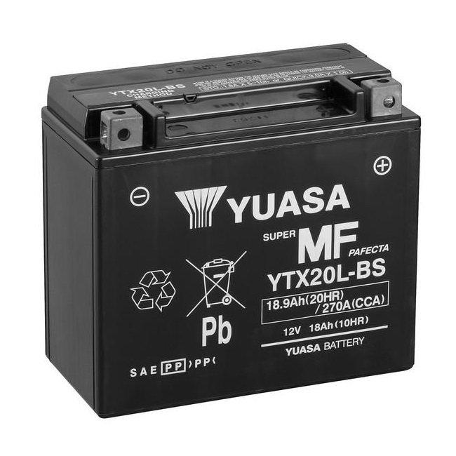 Yuasa / Toplite YTX20L-BS