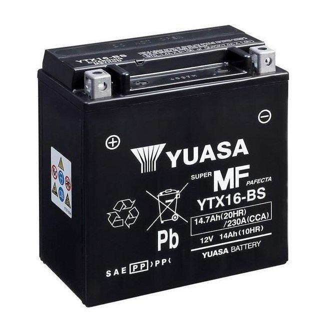 Yuasa / Toplite YTX16-BS