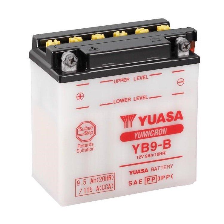 Yuasa / Toplite YB9-B