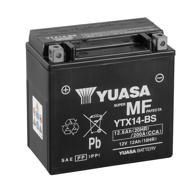 Yuasa / Toplite YTX14-BS