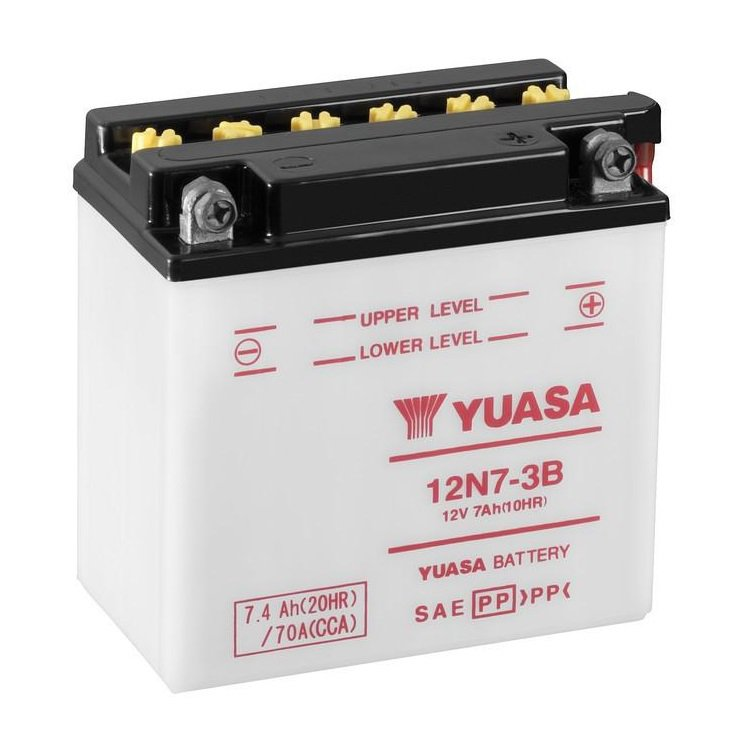 Yuasa / Toplite 12N7-3B