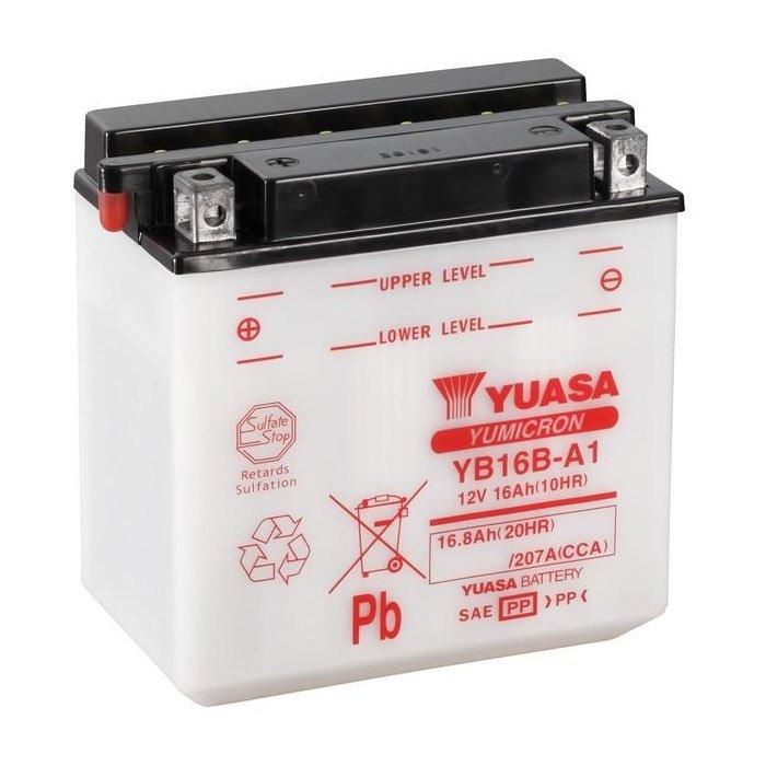 Yuasa / Toplite YB16B-A1