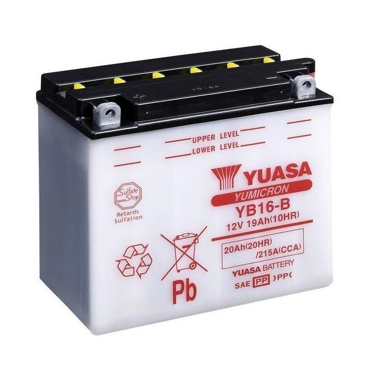 Yuasa / Toplite YB16-B
