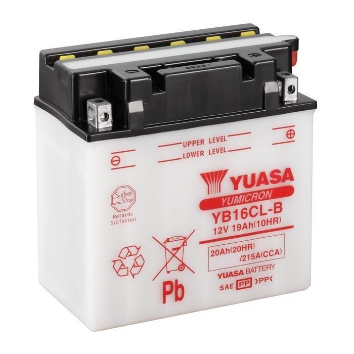 Yuasa / Toplite YB16CL-B