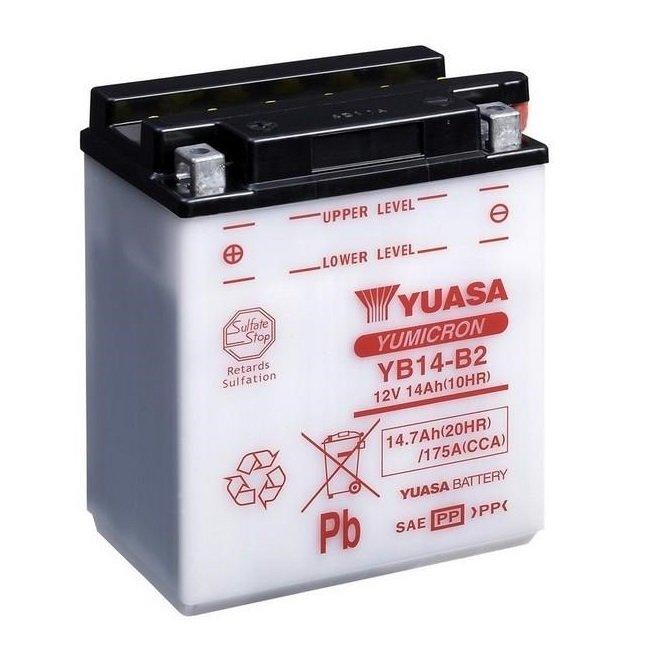 Yuasa / Toplite YB14-B2
