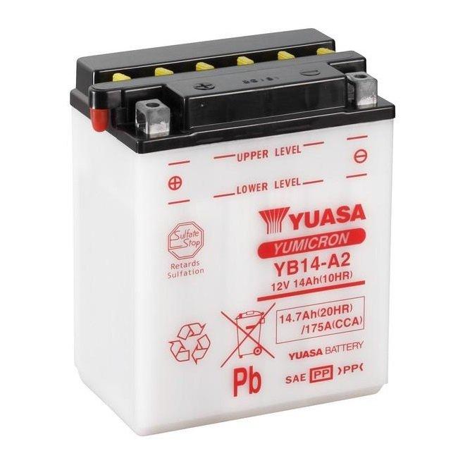 Yuasa / Toplite YB14-A2