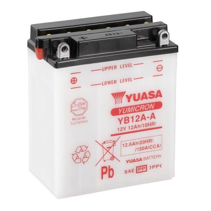 Yuasa / Toplite YB12A-A