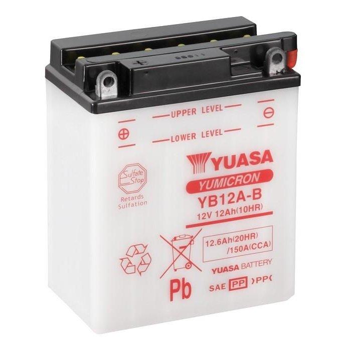Yuasa / Toplite YB12A-B