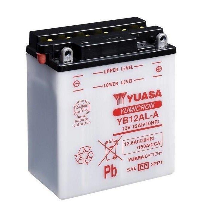 Yuasa / Toplite YB12AL-A