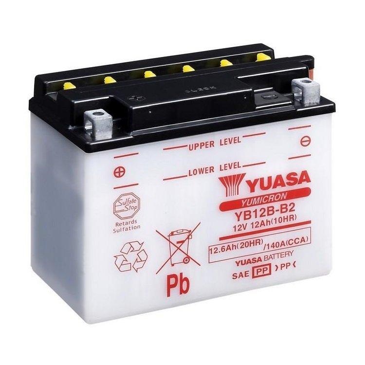 Yuasa / Toplite YB12B-B2