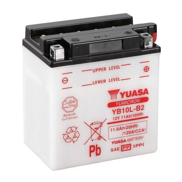 Yuasa / Toplite YB10L-B2