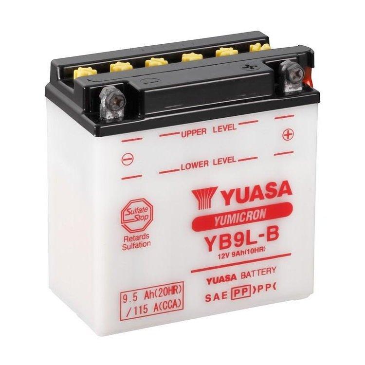 Yuasa / Toplite YB9L-B