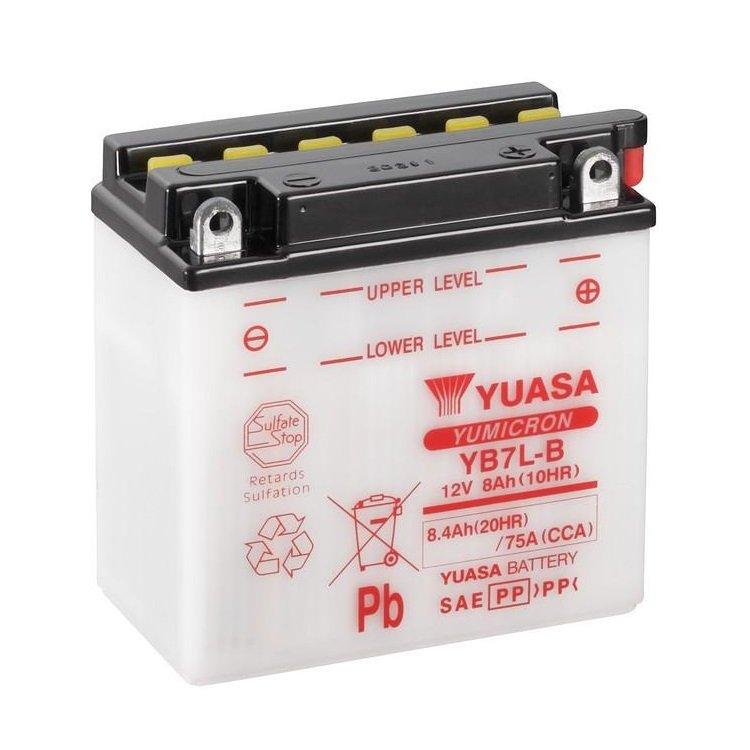 Yuasa / Toplite YB7L-B