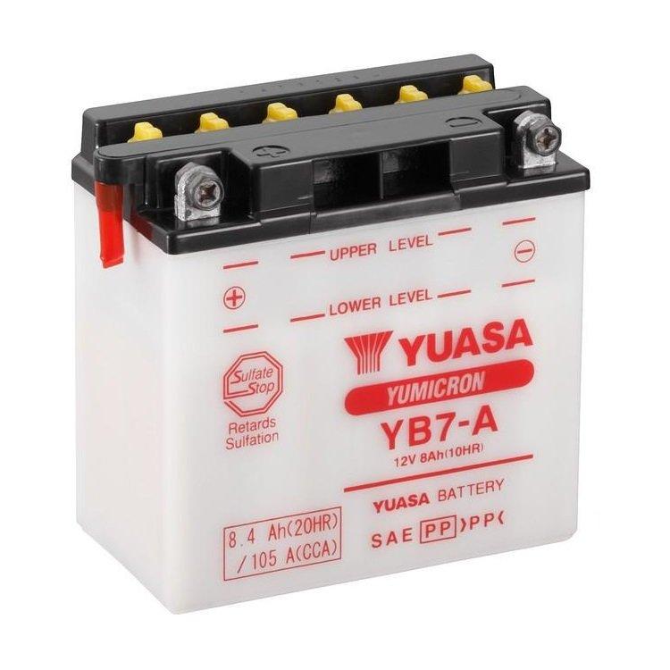 Yuasa / Toplite YB7-A