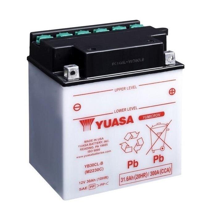 Yuasa / Toplite YB30CL-B