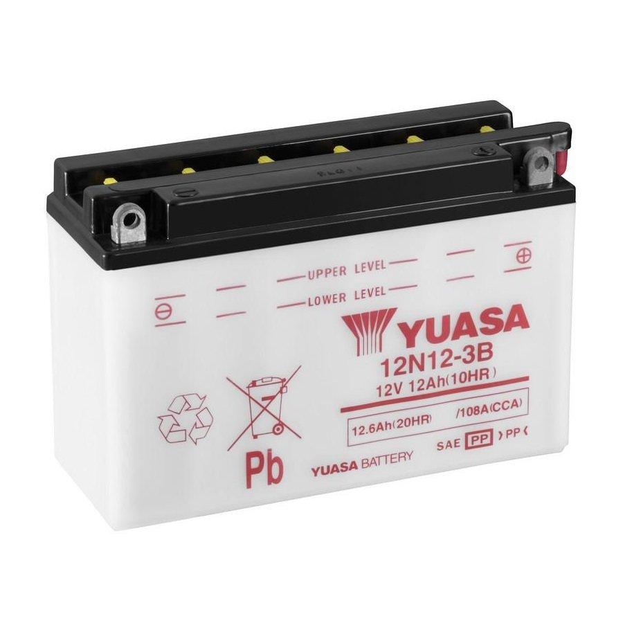 Yuasa / Toplite 12N12-3B