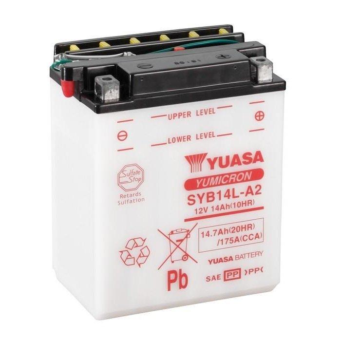 Yuasa / Toplite SYB14L-A2