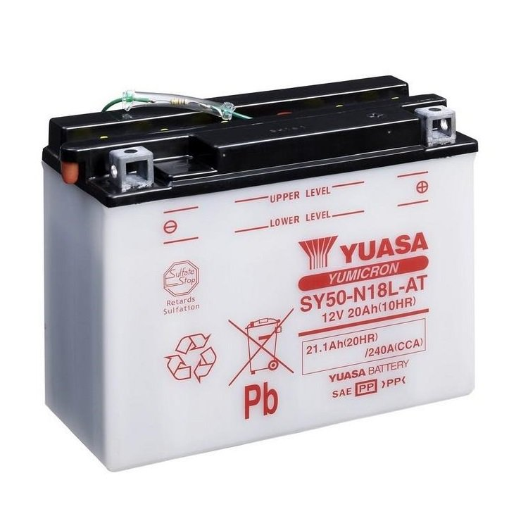 Yuasa / Toplite SY50-N18L-AT
