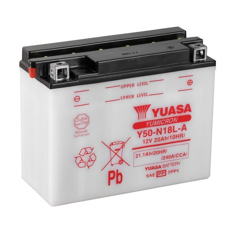 Yuasa / Toplite Y50-N18L-A