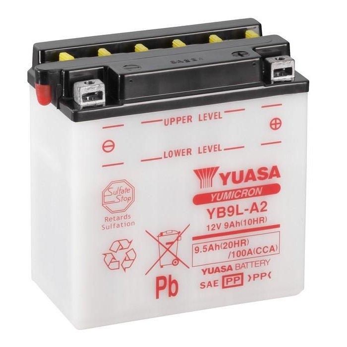 Yuasa / Toplite YB9L-A2