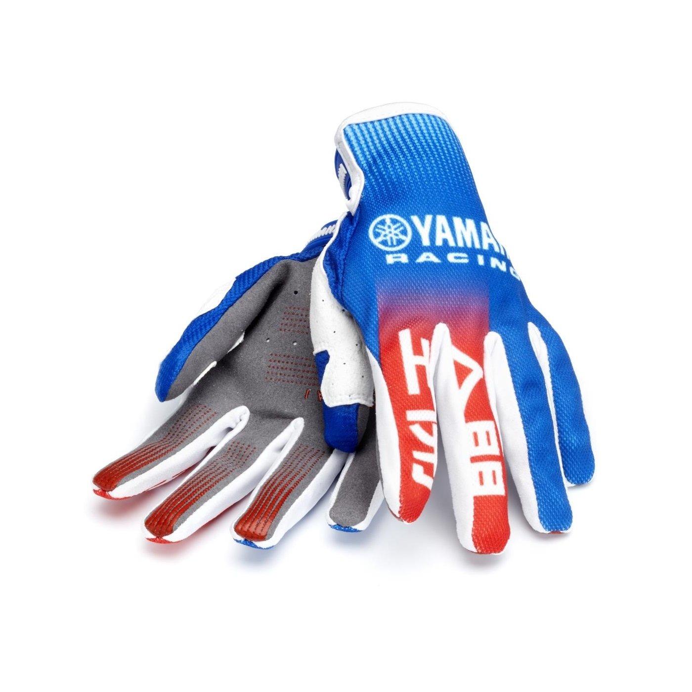 Yamaha Dětské rukavice MX Zenkai Riding modrá 9-10 let