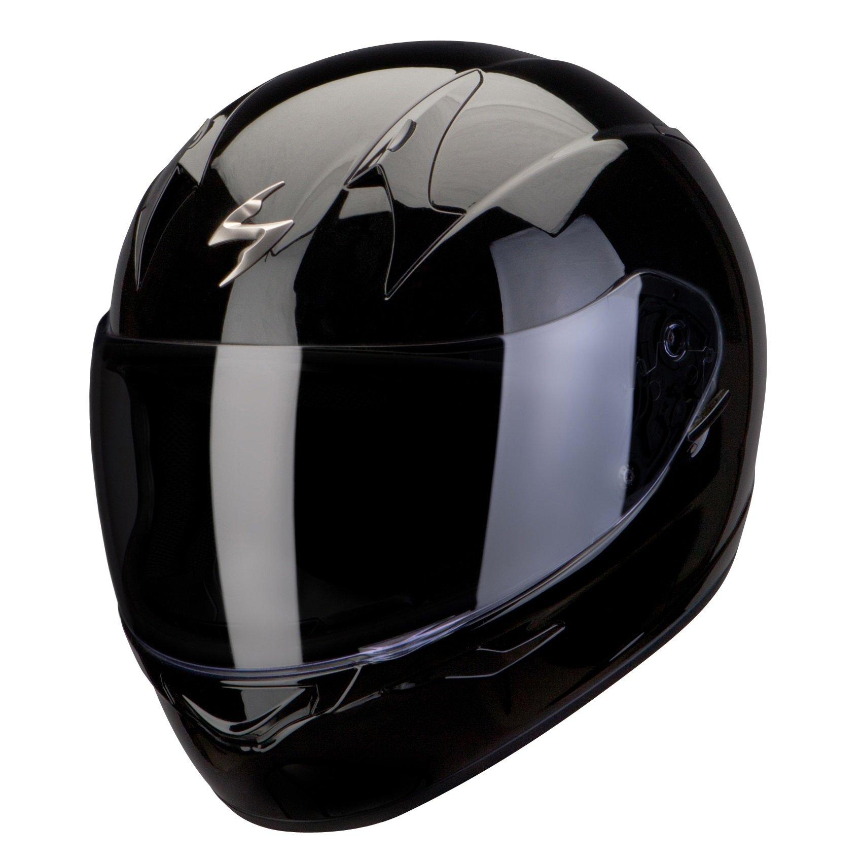 Scorpion EXO 390 Solid černá L (59/60)