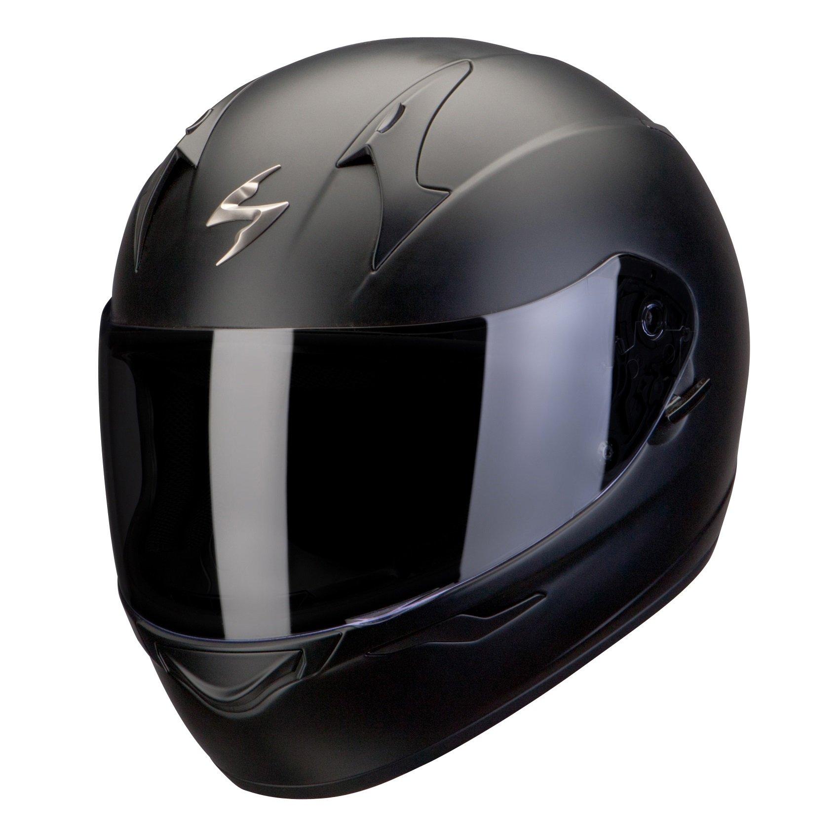 Scorpion EXO 390 Solid černá matná L (59/60)