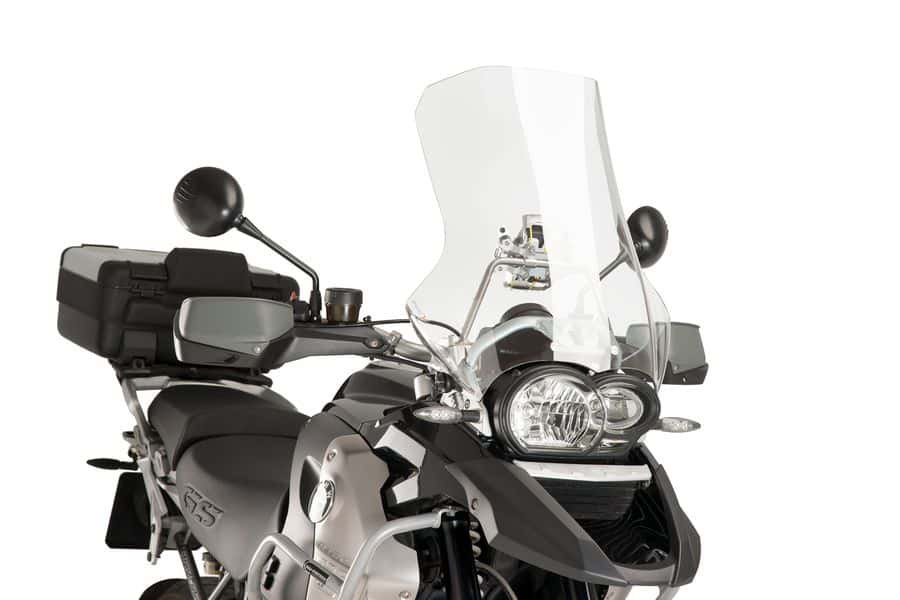 Puig 4331 Touring Screens BMW R 1200 GS (05-12) Čirá (W)