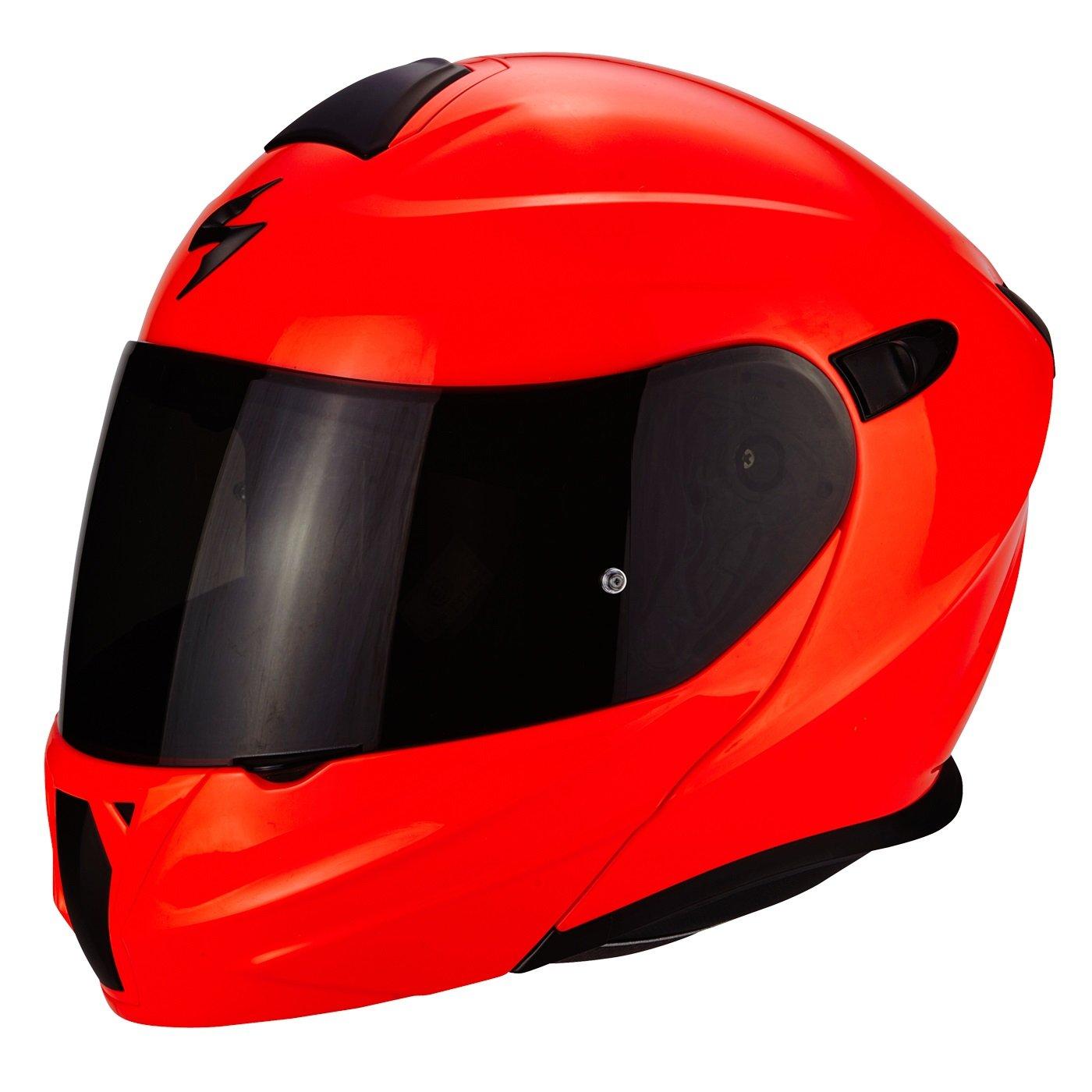 Scorpion EXO 920 Solid červená S (55/56)