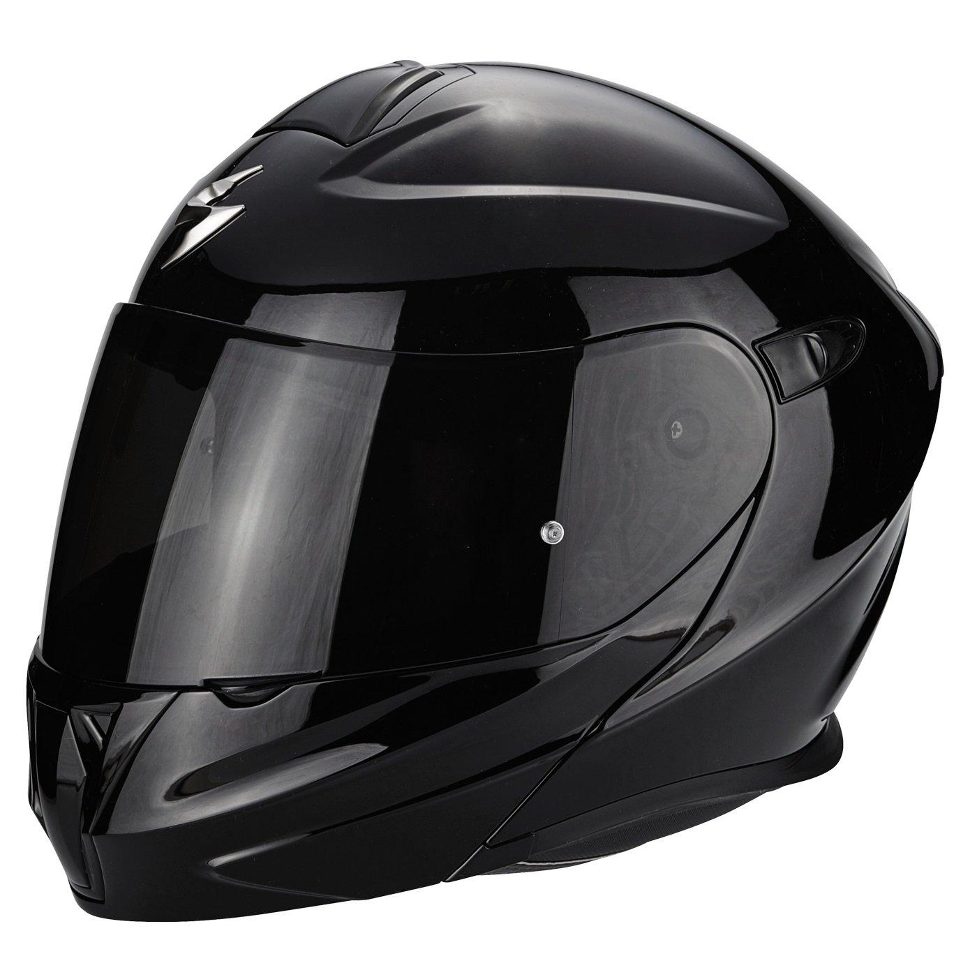 Scorpion EXO 920 Solid černá S (55/56)