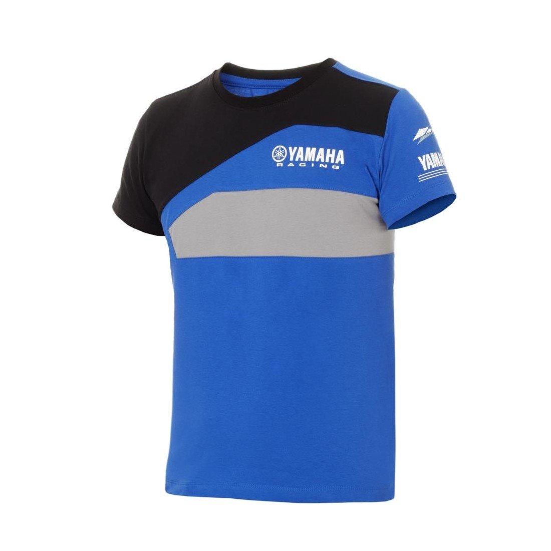 Yamaha dětské tričko Paddock Blue VARDE 2018 modrá/černá 3-4 roky