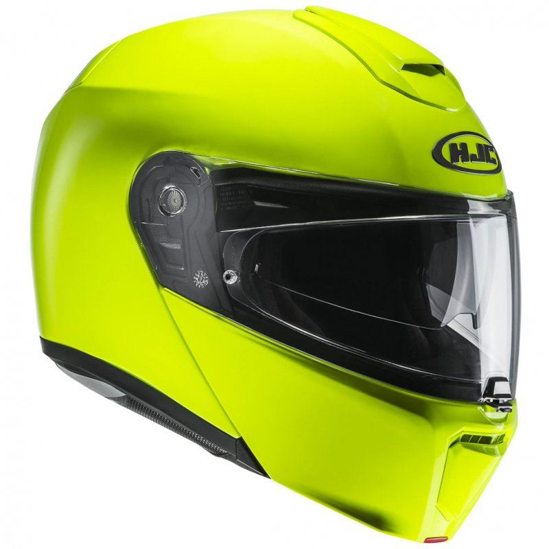 HJC RPHA 90 Metal fluo green XL (61/62)