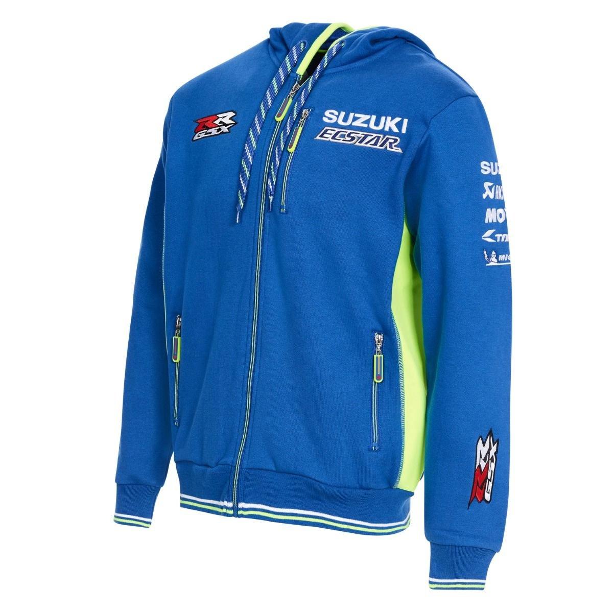 CLINTON ENTERPRISES Mikina Suzuki ECSTAR 2018 - Motostar.cz 3e3b712db98