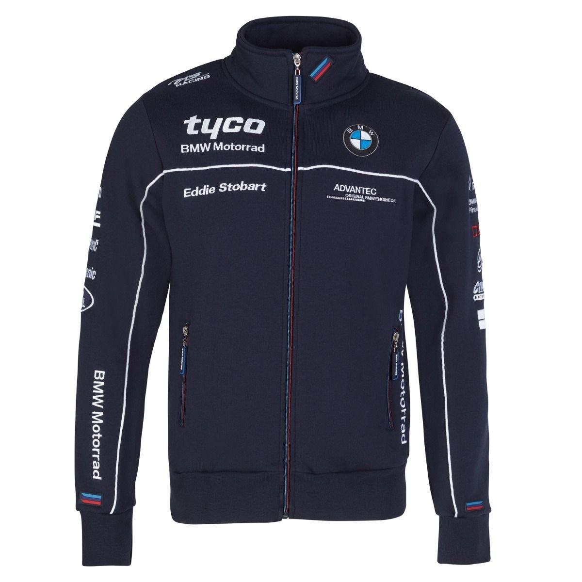 CLINTON ENTERPRISES Mikina Tyco BMW Track Top 2018 - Motostar.cz a0f16423a82