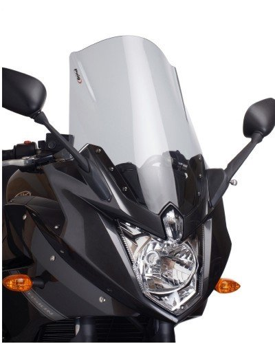 Puig 4938 Touring Screens Yamaha XJ 6 Diversion (09-15) Čirá (W)